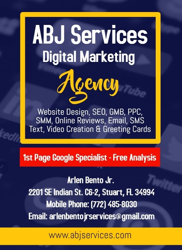 ABJ SERVICES NEW FLYER DOWNLOAD